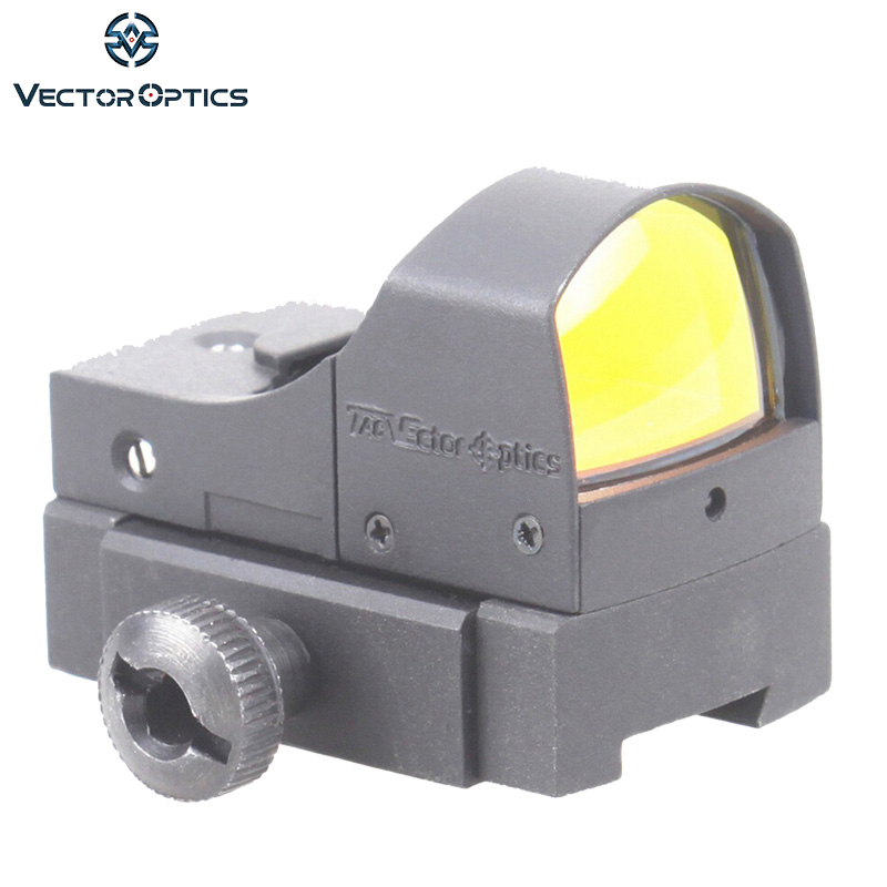 Vektör optik Sfenks 1x22 Kırlangıç Mini Refleks Red Dot Sight Kapsam 11mm Dağı Bankası fit ile Hava Gun Tüfekler